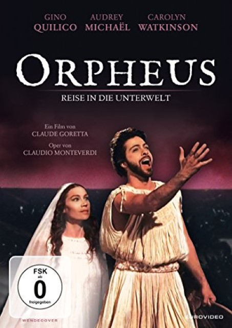 Orpheus, Gino Quilico