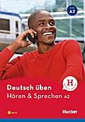 Hören & Sprechen A2: Buch mit MP3-CD (deutsch üben)