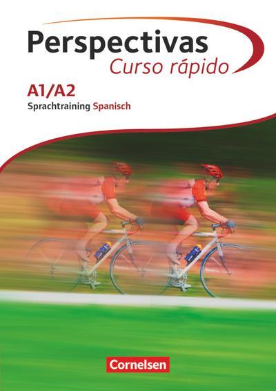 Perspectivas - Curso rápido A1/A2 - Sprachtraining