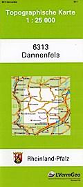Dannenfels 1 : 25 000
