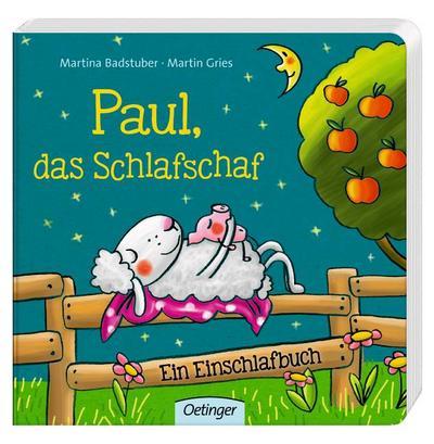 Paul, das Schlafschaf