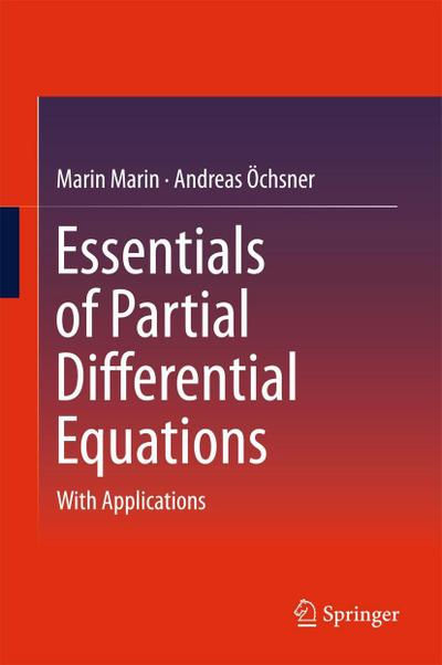 Essentials of Partial Differential Equations