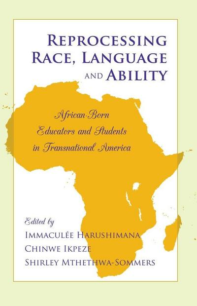 Reprocessing Race, Language and Ability