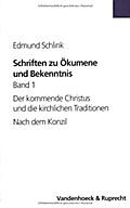 Schriften zu Ökumene und Bekenntnis. Band 1
