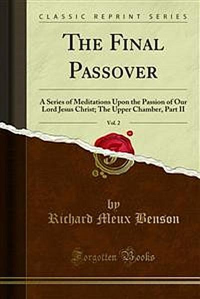 The Final Passover