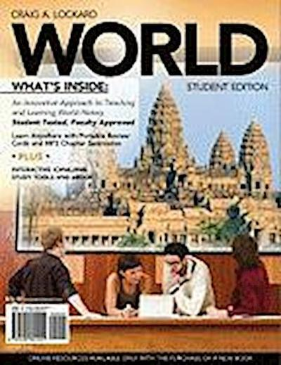 World (with Review Cards and History Coursemate with Ebook, Wadsworth World History Resource Center 2-Semester Printed Access Card) [With Access Code]