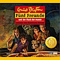 Fünf Freunde und der Fluch der Mumie; Blyton E.,FF Fluch der Mumie (50) DL; Band 50; Einzelbände; Ill. v. Christoph, Silvia; Deutsch