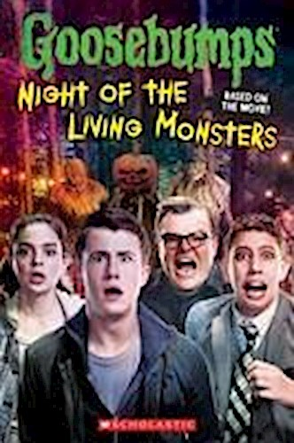 Goosebumps the Movie: Night of the Living Monsters, Kate Howard
