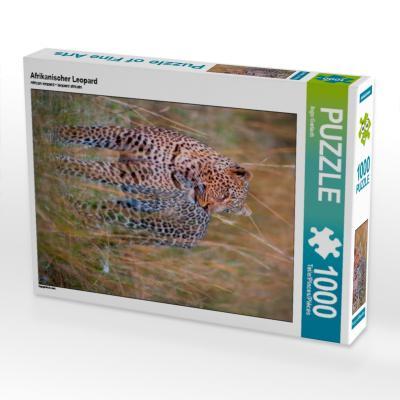 Afrikanischer Leopard (Puzzle)