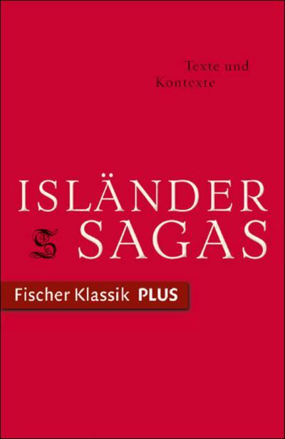 Isländersagas. Texte und Kontexte.