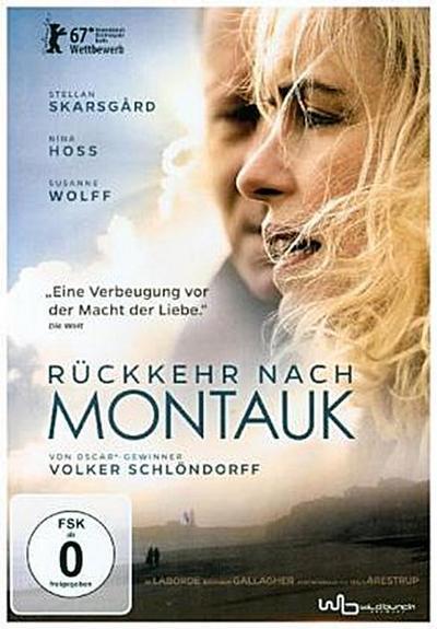 Rückkehr nach Montauk, 1 DVD
