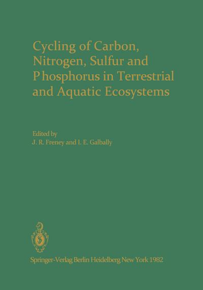 Cycling of Carbon, Nitrogen, Sulfur and Phosphorus in Terrestrial and Aquatic Ecosystems