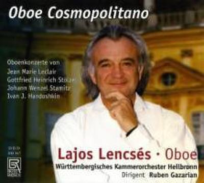 Oboe Cosmopolitano-Oboenkonzer