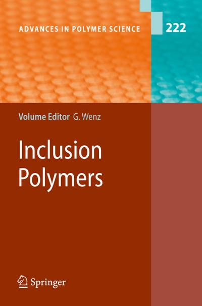 Inclusion Polymers