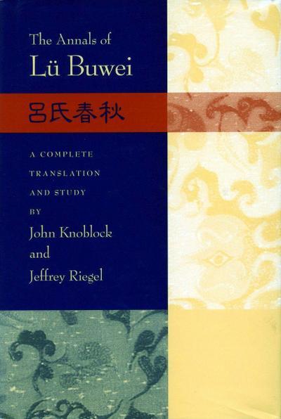 The Annals of Lü Buwei