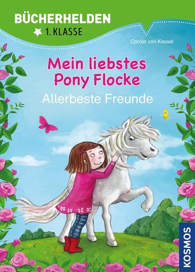 Mein liebstes Pony Flocke, Büche