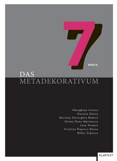 Sieben 03. Das Metadekorativum