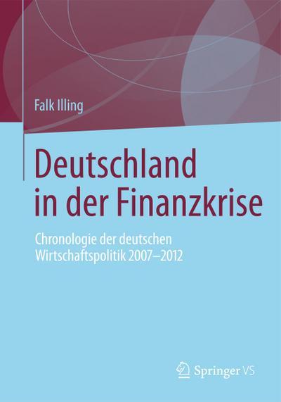 Deutschland in der Finanzkrise