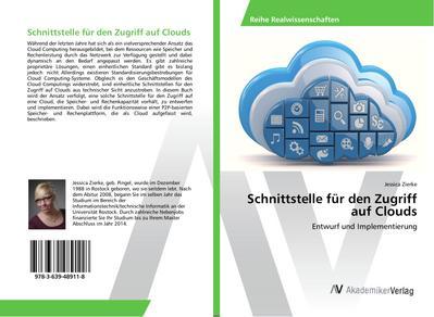 Schnittstelle für den Zugriff auf Clouds