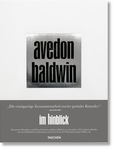 Richard Avedon, James Baldwin. Im Hinblick