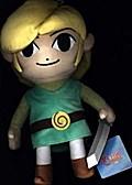 Nintendo Link, 1 Plüschfigur (26 cm)