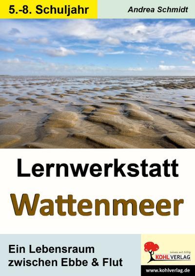 Lernwerkstatt Wattenmeer: Ein Lebensraum zwischen Ebbe und Flut