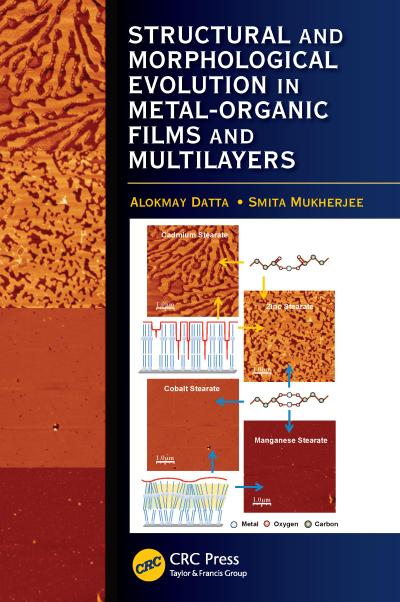 Structural and Morphological Evolution in Metal-Organic Films and Multilayers