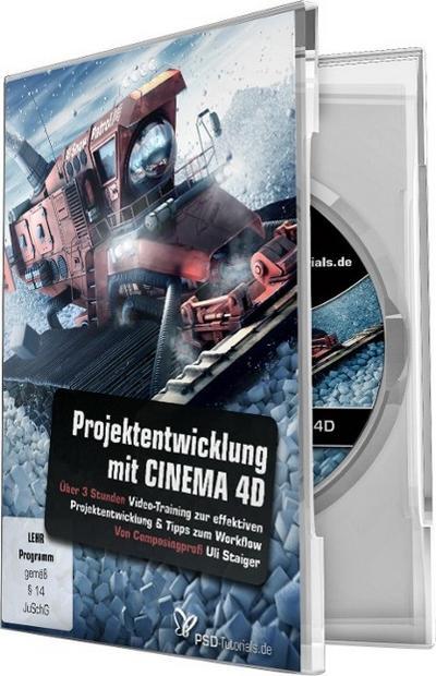 Projektentwicklung mit CINEMA 4D