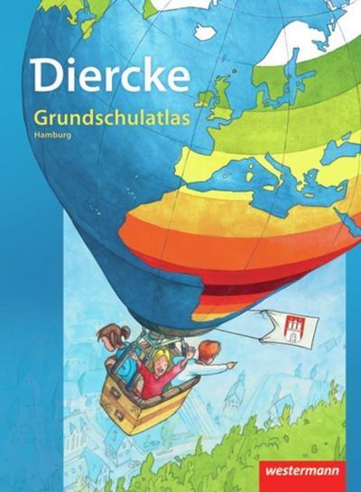 Diercke Grundschulatlas Ausgabe 2010