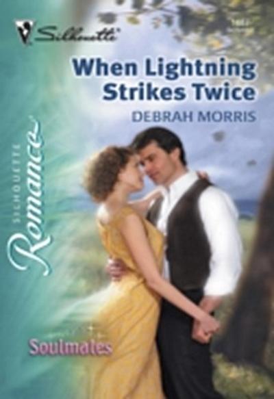 When Lightning Strikes Twice (Mills & Boon Silhouette)