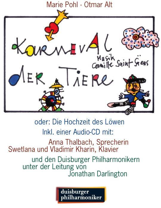 Karneval der Tiere | Marie Pohl |  9783980919784