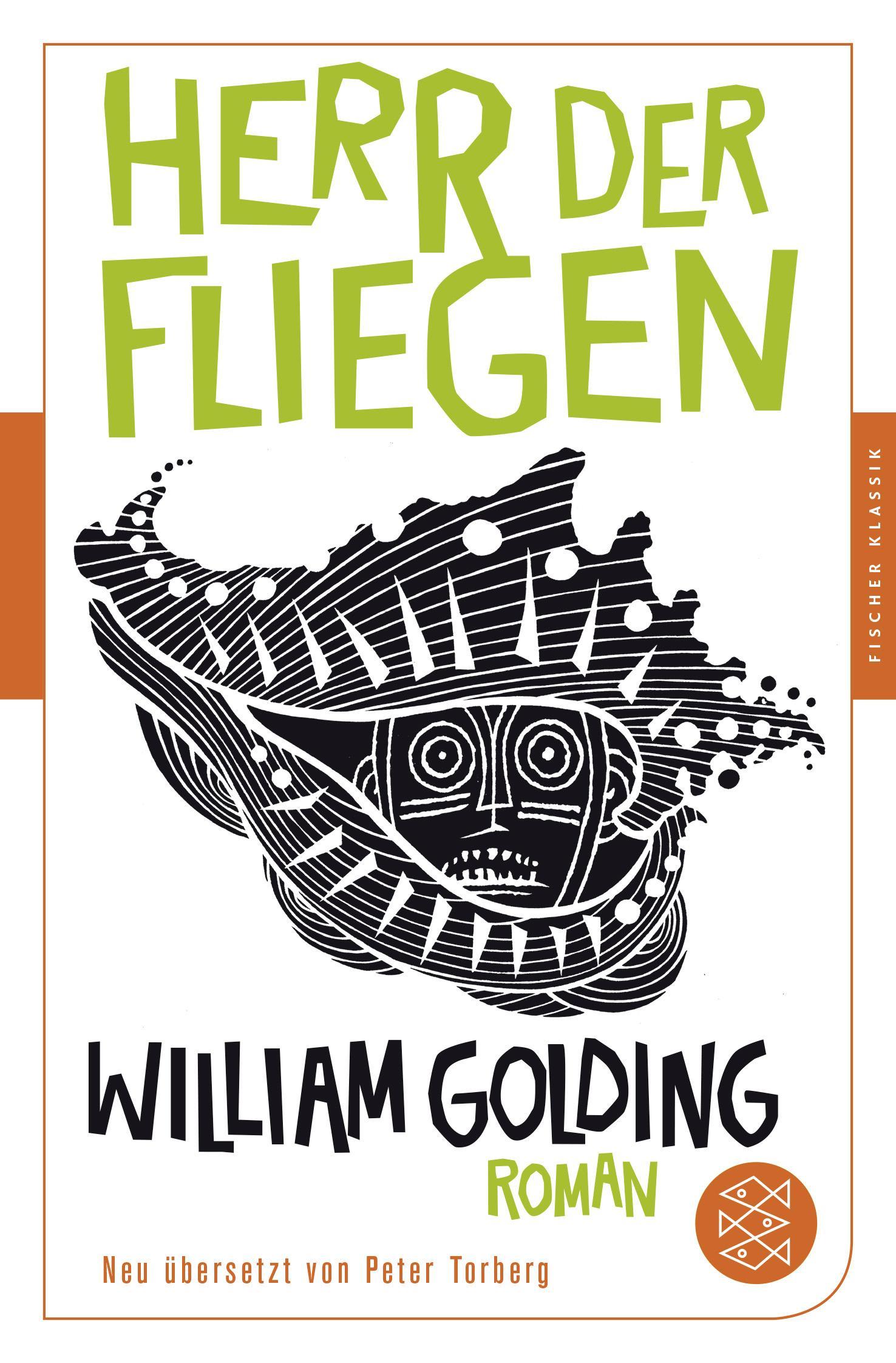 NEU Herr der Fliegen William Golding 906673