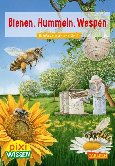 Bienen, Hummeln, Wespen
