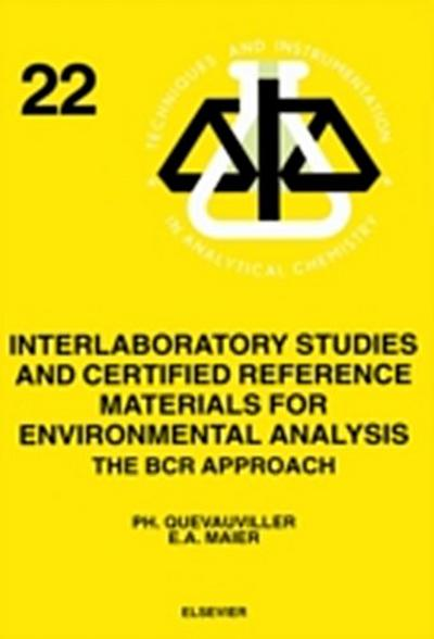 Interlaboratory Studies and Certified Reference Materials for Environmental Analysis
