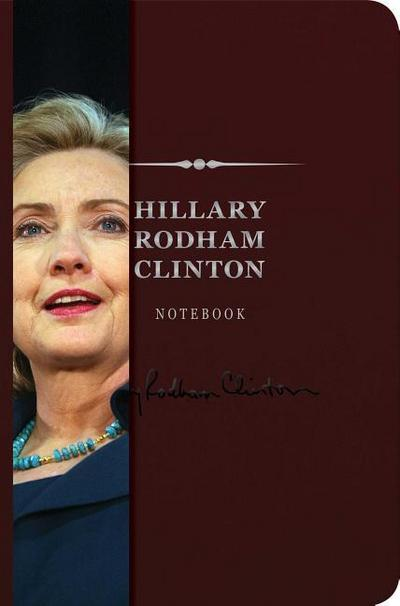 Hillary Clinton Notebook