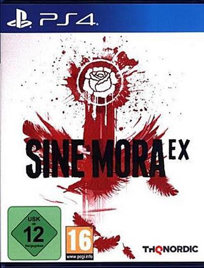 Sine Mora Ex, 1 PS4-Blu-Ray Disc