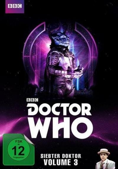 Doctor Who - Siebter Doktor - Volume 3