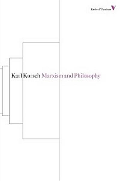 Marxism and Philosophy