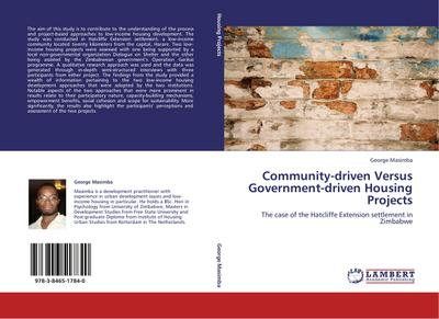 Community-driven Versus Government-driven Housing Projects