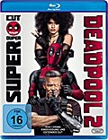 Deadpool 2, 1 Blu-ray (Extended Cut)