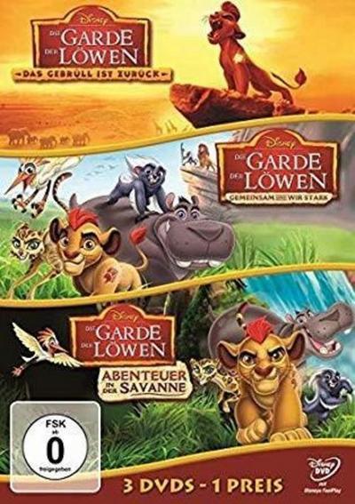 Die Garde der Löwen