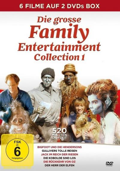 Große Family Entertainment Collection 1