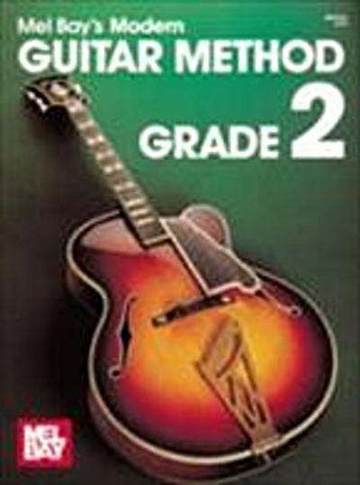 &quote;Modern Guitar Method&quote; Series Grade 2