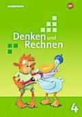 Denken und Rechnen 4. Schülerband. Allgemeine Ausgabe