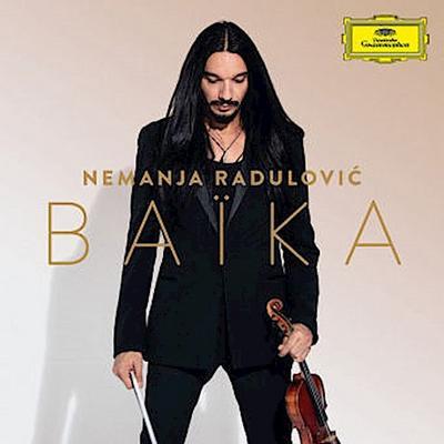 Nemanja Radulovic - Baika, 1 Audio-CDs