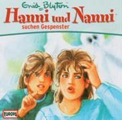 Hanni und Nanni 07: Hanni und Nanni suchen Gespenster