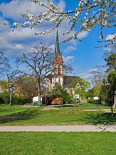 Darmstadt - 2.000 Teile (Puzzle)