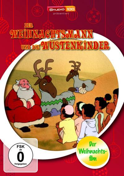 Der Weihnachtsmann und die Wüstenkinder - Studio100 Media - DVD, Deutsch, , Frankreich, Frankreich