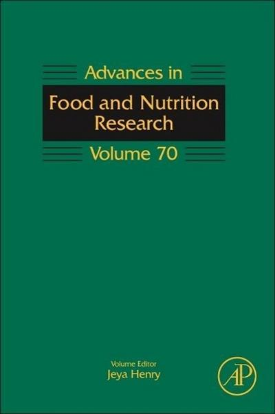 Advances in Food and Nutrition Research 70
