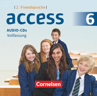 Access Band 1 - Audio-CD